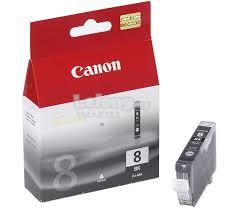 IPG. CANON INK CARTRIDGE CLI-8 BLACK 300 PAGES