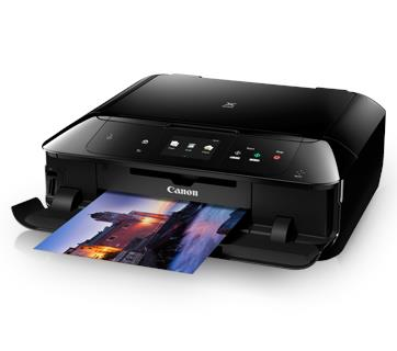 IPG. CANON PRINTER INKJET COLOR MFP MG7770 BLACK (P/S/C/N/W/D)