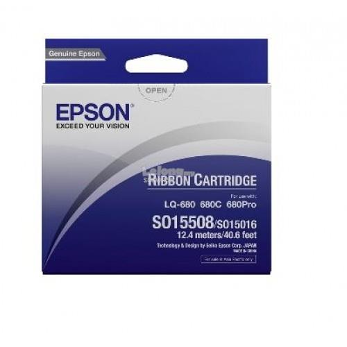 IPG. EPSON RIBBON CARTRIDGE S015508