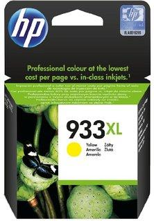 IPG. HP INK CARTRIDGE 933XL YELLOW 825 PAGES