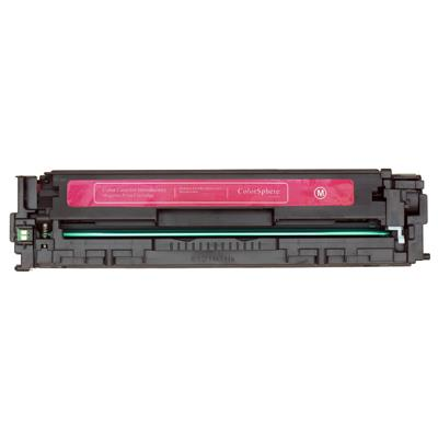 IPG. HP TONER CARTRIDGE CE323A/128A MAGENTA 1,300 PAGES