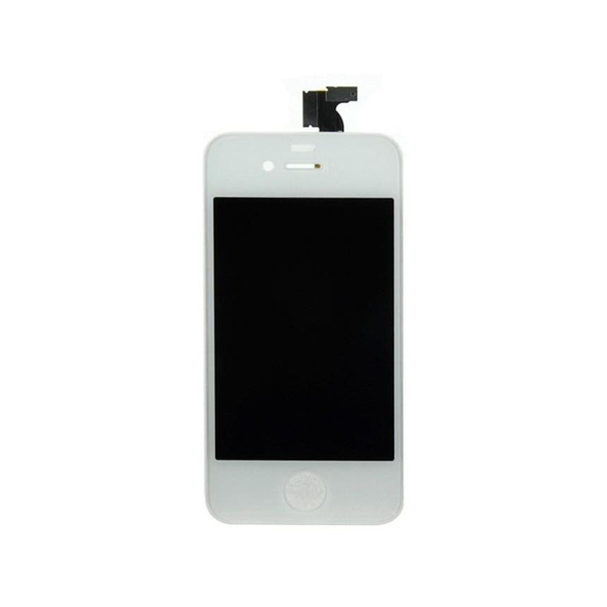 iPhone 4 / 4S Lcd Front Screen Assembly White  AA Grade