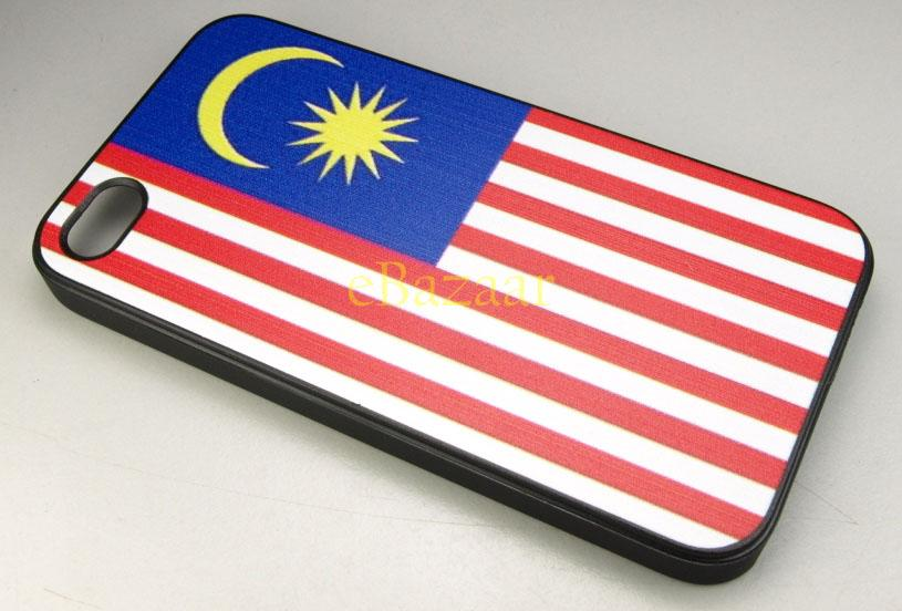 iPhone 4 4S National Day Jalur Gemilang Case