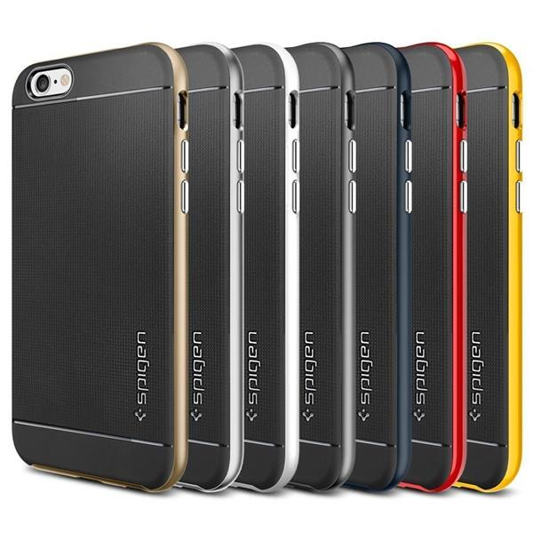 iphone 5 5S SE 6 6S 7 PLUS Spigen Neo Hybrid case
