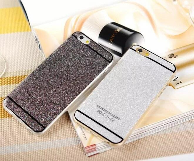 iPhone 5/6/6 Plus  Fashion Sparkly Cute Shinning Case Cover
