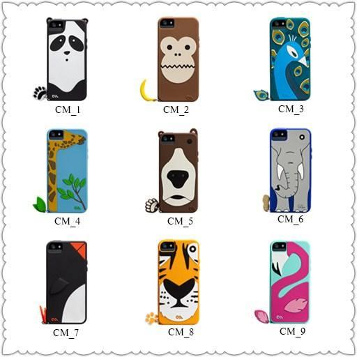 iPhone 5 Case Mate Creatures Collections - rmtlee