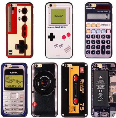 iPhone 6 / 6 Plus Cassatte Nokia Game Boy Mimic Casing Case Cover