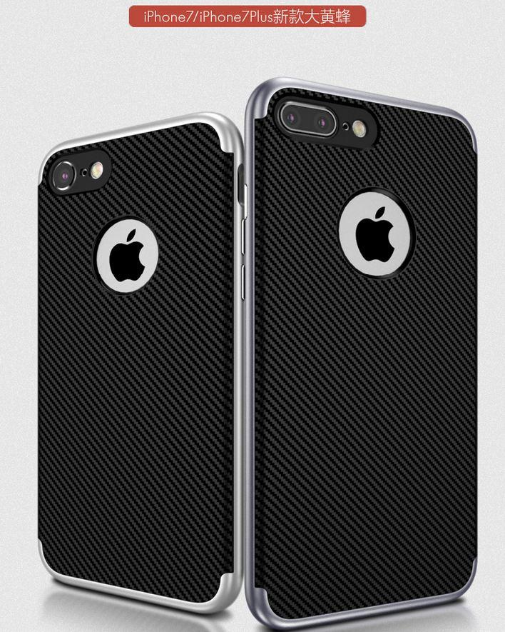iPhone 7 360 Degree Shock Protection Case Space Silver