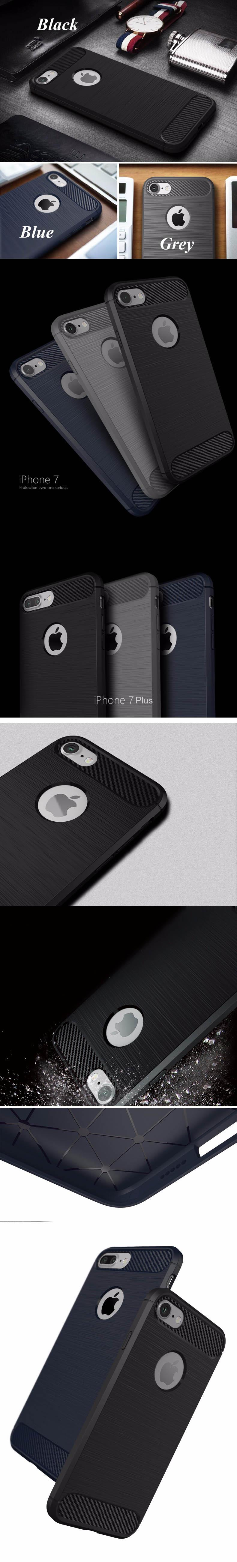 iPhone 7 / 7 Plus Luxury Silicone Back Case