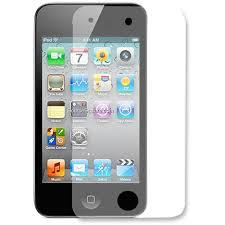 IPOD TOUCH 4 CLEAR SCREEN PROTECTOR