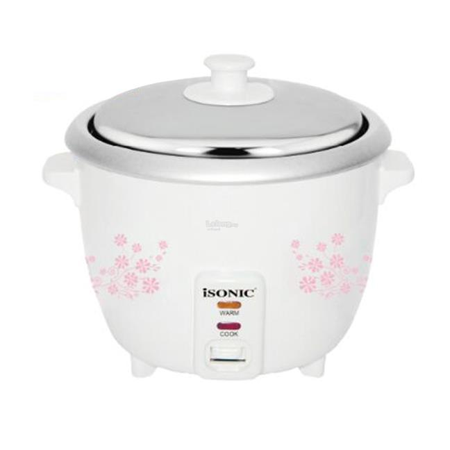 ISONIC RICE COOKER IRC-1807