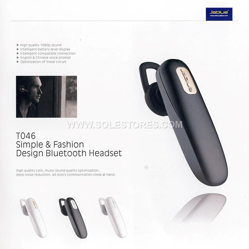JaBlue Smartphone Bluetooth Headset