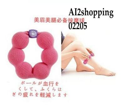 Japan the PRETTY six beads legs essential massage ball02205