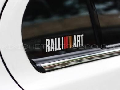 JDM EVO HELLAFLUSH HF CAR DECAL STICKER (PRE ORDER)