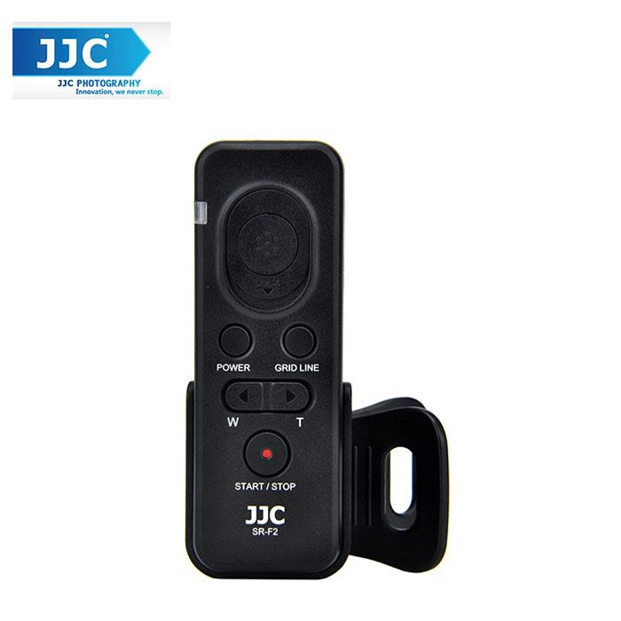 JJC SR-F2 Remote Control For Sony camera Video A6300 -Repleace RM-VPR1