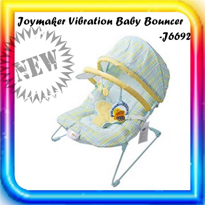 Joymaker Vibration Baby Bouncer - J6692