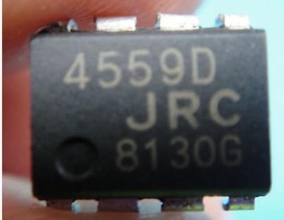 JRC 4559D JRC4559D DualOP Amplifier IC'S for TS-808
