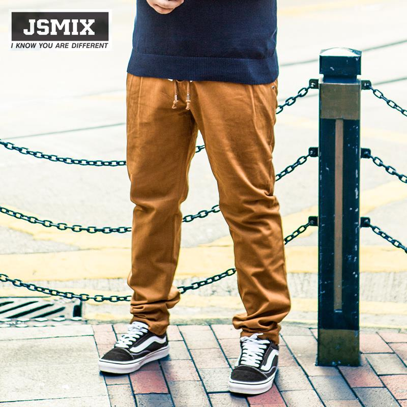 JSMIX Men's Plus Size (36'~48') Street Fashion Casual Pants K023