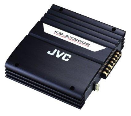 JVC KS-AX3002 2-Channel Power Amplifier with 370 Watts Max Original