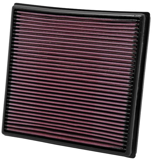 K&N HIGH FLOW DROP IN AIR FILTER CHEVROLET CRUZE 1.8 2010
