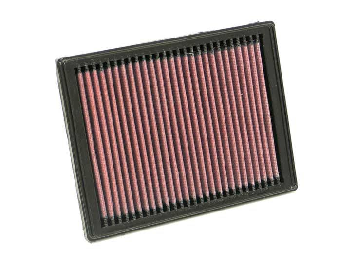 K&N HIGH FLOW DROP IN AIR FILTER HONDA ACCORD EURO R CL7/9 2.0/2.4