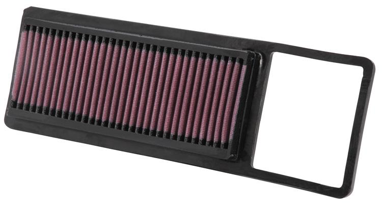 K&N HIGH FLOW DROP IN AIR FILTER HONDA JAZZ GD 1.4/1.5 2002-2005