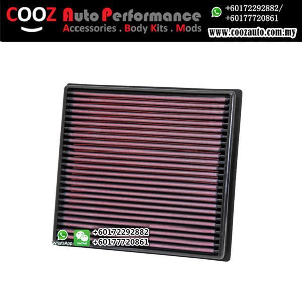 K&N HIGH FLOW DROP IN AIR FILTER ISUZU D-MAX 2.5/3.0 DIESEL TURBO 2012