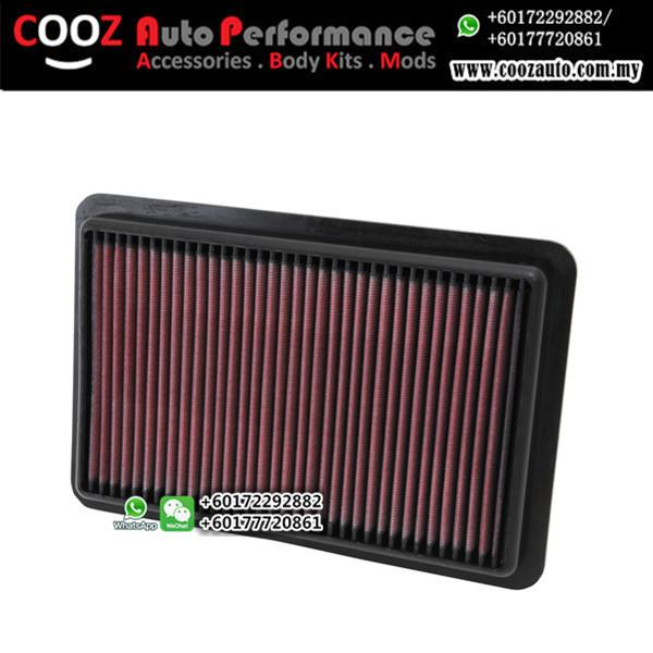 K&N HIGH FLOW DROP IN AIR FILTER MAZDA 6 2.5 (SKYACTIV) 2014+