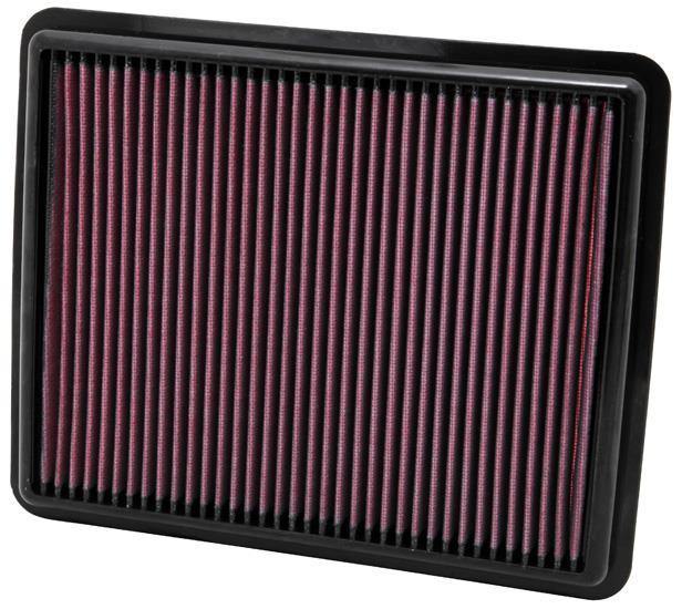 K&N HIGH FLOW DROP IN AIR FILTER SONATA 2.0/2.4L 2010+