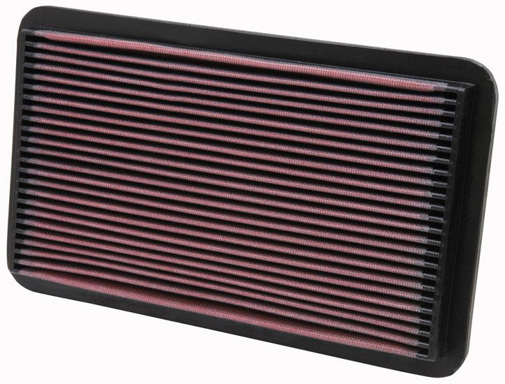 K&N HIGH FLOW DROP IN AIR FILTER TOYOTA CALDINA GT4 2003-2006