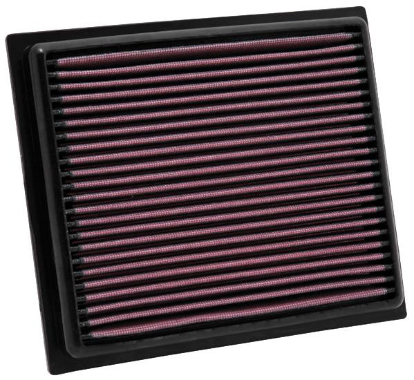 K&N HIGH FLOW DROP IN AIR FILTER TOYOTA PRIUS 1.8 2008-2013