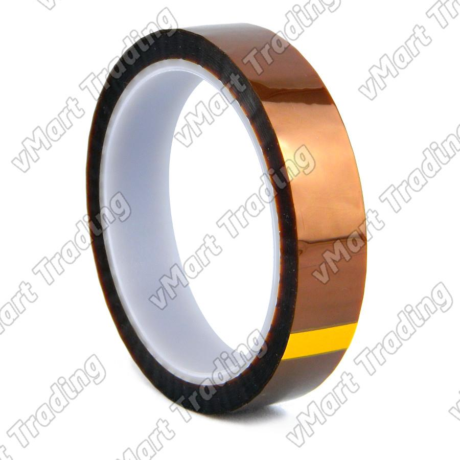 Kapton Polyimide Tape with Silicone Adhesive 20mm