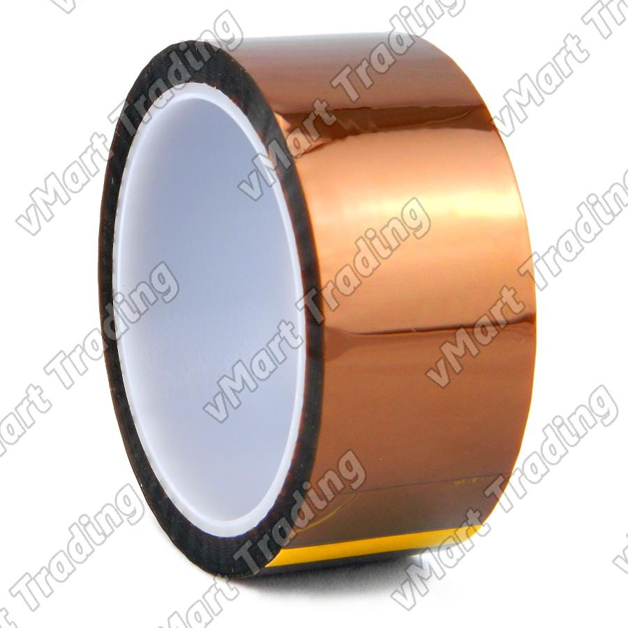 Kapton Polyimide Tape with Silicone Adhesive 40mm
