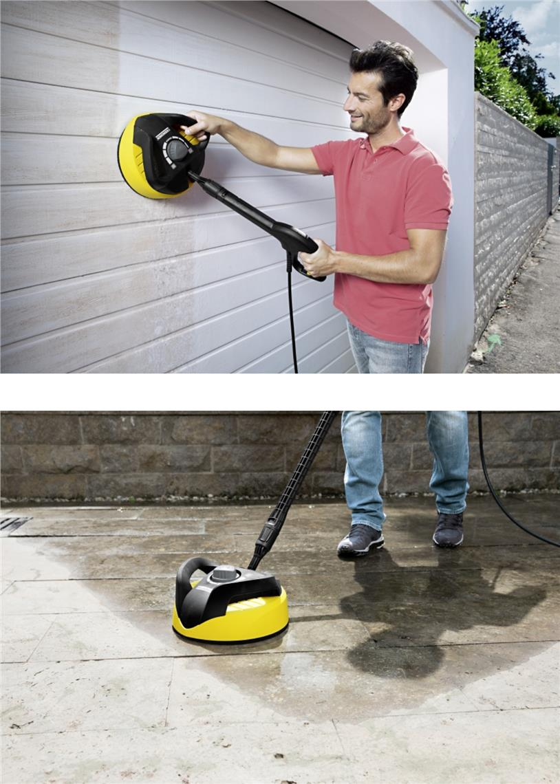 KARCHER T350 PATIO CLEANER FOR  K 2 / K 3 / K 4 / K 5 / K 7