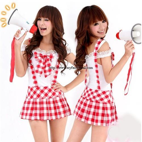 Kawaii Ffitted Three-Piece Sling Students 03165