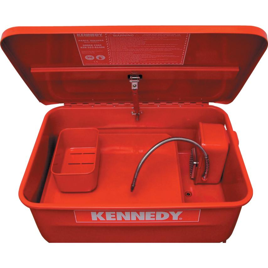 Kennedy 50ltr Parts Washer Floorstanding