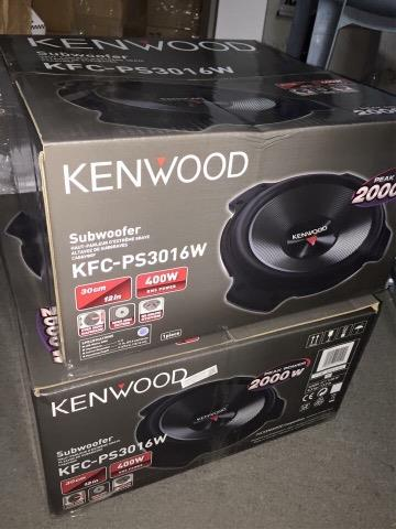 "Kenwood KFC-PS3016W 12"" woofer latest model"
