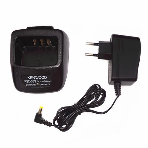 KENWOOD TK3000/U100 KSC-35S Rapid Desktop Charger