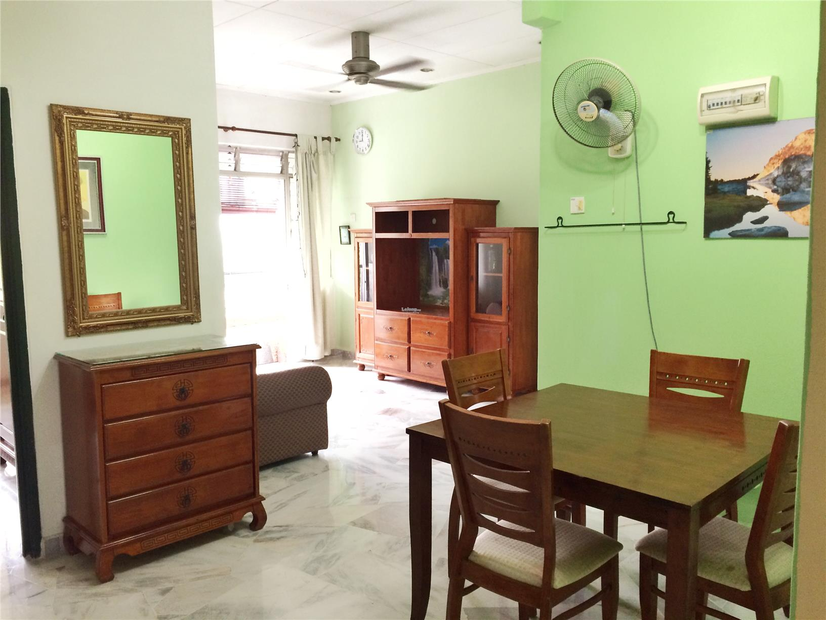 Kesuma Apartment (entire 3-bed 2-bath apartment for rent) Posted by st