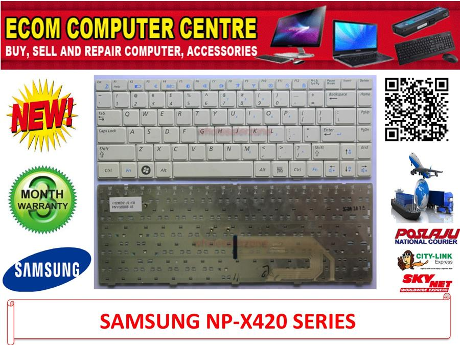Keyboard For Samsung NP-X420 Series