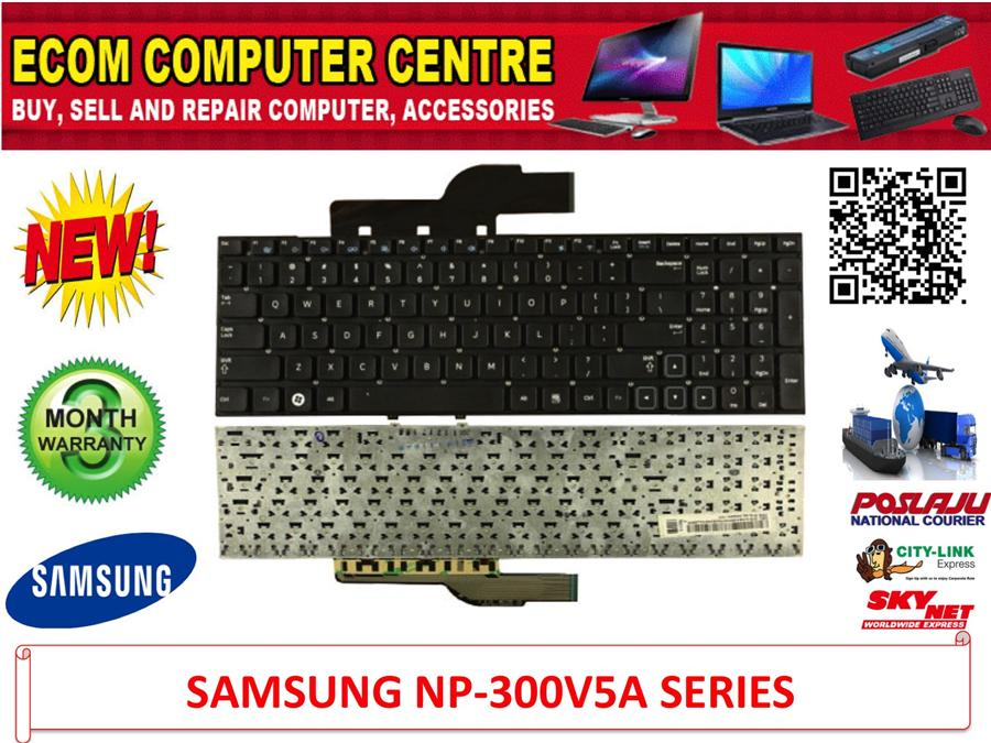 Keyboard for Samsung NP300E5A NP300E5C NP300E5X Series