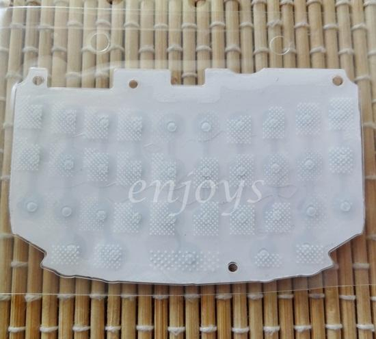 Keypad Keyboard Membrane Sticker Ribbon BlackBerry Torch 9800 9810