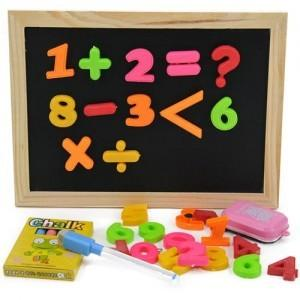 Kids Learning Board/Double Side Board Figure