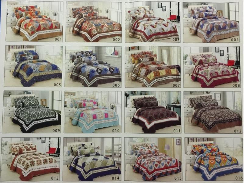 King size fitted bedsheet (SK15)
