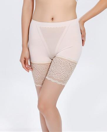 King Size Shape Stomach Lace Inner Shorts