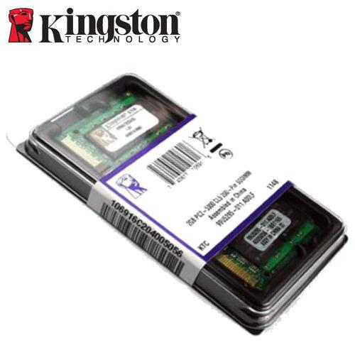 KINGSTON 512MB DDR2 533MHZ NOTEBOOK RAM (KVR533D2S4/512)