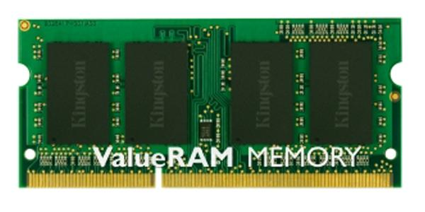 KINGSTON 8GB DDR3 1600MHZ 1.35V KVR16LS11/8 NOTEBOOK RAM