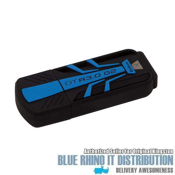 Kingston DataTraveler R3.0 G2 (DTR30G2/64GB) USB Flash Drive