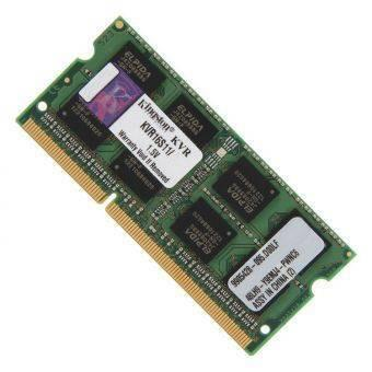 KINGSTON DDR3 1600MHZ CL11 SODIMM 2GB
