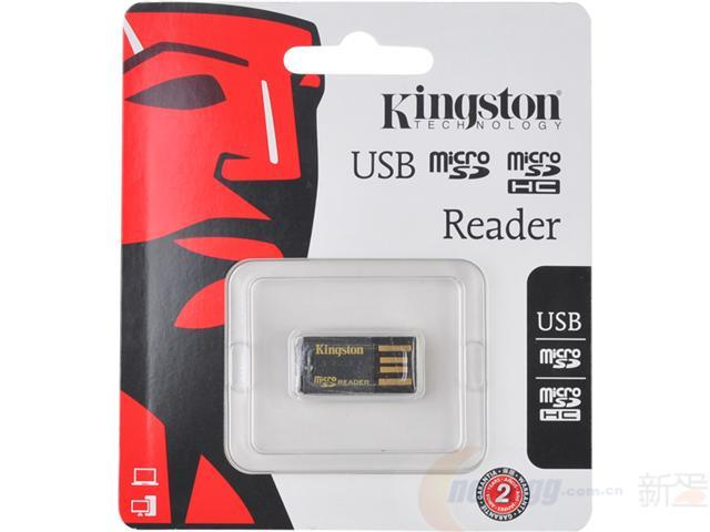 Kingston Micro SD USB 2.0 Card Readers - FCR-MRG2